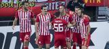 Europa League, Ξέσπασε, Ολυμπιακός 5-1, Ντουντελάνζ,Europa League, xespase, olybiakos 5-1, ntountelanz