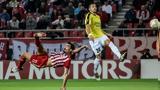 Europa League, Ολυμπιακός, Ντουντελάνζ 5-1,Europa League, olybiakos, ntountelanz 5-1