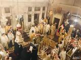 Αρχιερατικός Εσπερινός, Άγιο Νεκτάριο, Κέρκυρα,archieratikos esperinos, agio nektario, kerkyra