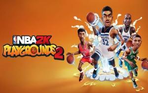 Κυκλοφόρησε, NBA 2K Playgrounds 2, Nintendo Switch, kykloforise, NBA 2K Playgrounds 2, Nintendo Switch