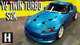 Αυτό, Honda S2000, Twin-Turbo, 505,afto, Honda S2000, Twin-Turbo, 505