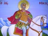 11 Νοεμβρίου, Άγιος Μηνάς –, Σωτήρα Χριστό,11 noemvriou, agios minas –, sotira christo