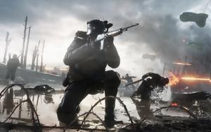 Κατάπαυση, Battlefield 1, 100, Α' Παγκοσμίου, katapafsi, Battlefield 1, 100, a' pagkosmiou