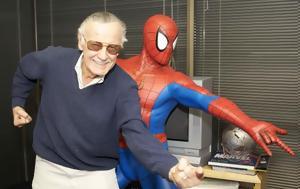 Stan Lee, Απεβίωσε, Marvel, Spider Man, Stan Lee, apeviose, Marvel, Spider Man