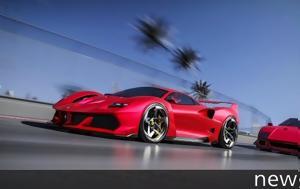 Ferrari F40, 21ο, Ferrari F40, 21o