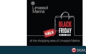 Black Friday, Μαρίνα Λεμεσού, Black Friday, marina lemesou