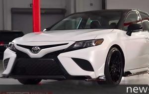 Toyota Camry TRD, 301+