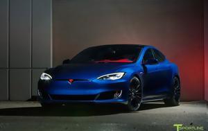 Αυτό, Tesla Model S, Superman, afto, Tesla Model S, Superman