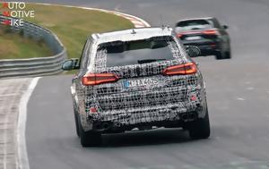 BMW X5 M, Nurburgring