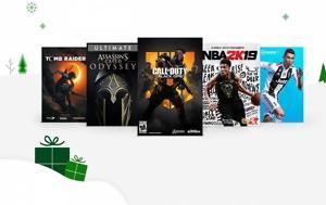 """Ξεκίνησε, """"Μαύρη Παρασκευή"""", Xbox Live Gold, xekinise, """"mavri paraskevi"""", Xbox Live Gold"""