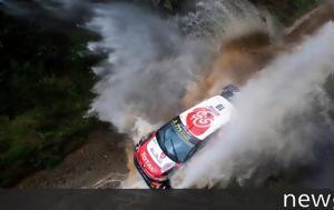 WRC Ράλι Αυστραλίας, 1-2, Ogier, WRC rali afstralias, 1-2, Ogier