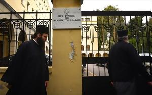 Church, Greeces Holy Synod