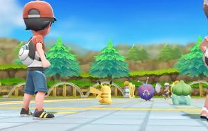 Pokemon Let's Go, Kanto
