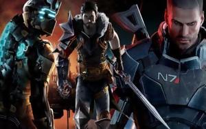 Ανοίγει, Mass Effect Dead Space, Dragon Age, anoigei, Mass Effect Dead Space, Dragon Age