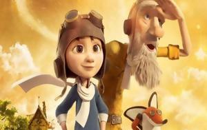 The Little Prince, Netflix