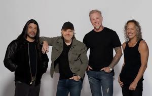 Metallica, 100 000, Καλιφόρνια, Metallica, 100 000, kalifornia