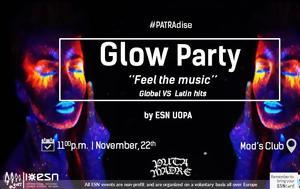 Glow Party Feel, ESN UOPA, Mods Club