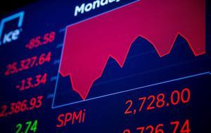 Sell-off, Wall Street, 450, Dow Jones