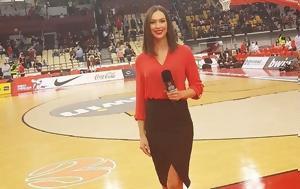 Δώρα Παντέλη, EuroLeague, dora panteli, EuroLeague