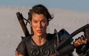 Monster Hunter, Αποκλειστική, Milla Jovovich, Monster Hunter, apokleistiki, Milla Jovovich