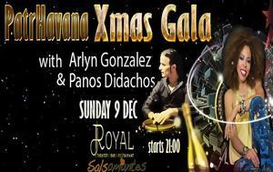 PatrHavana Latin Xmas Gala, Royal Theater Patras