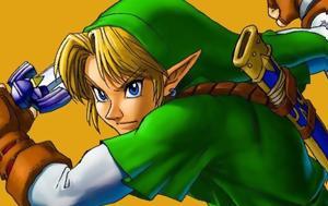 The Legend, Zelda, Ocarina, Time