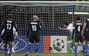 Ίντερ-Παναθηναϊκός 0-1, Σαριέγκι, Μουρίνιο, inter-panathinaikos 0-1, sariegki, mourinio