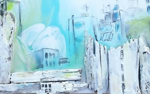 Λευκό, Έκθεση, Ζάννας Αρτέμη, Coco Mat Athens, lefko, ekthesi, zannas artemi, Coco Mat Athens