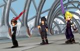 Dissidia Final Fantasy,Opera Omnia - Noctis Trailer