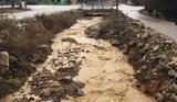 Πηνελόπη, Πλημμύρες,pinelopi, plimmyres