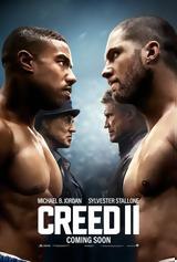 Προβολή Ταινίας Creed II, Odeon Entertainment,provoli tainias Creed II, Odeon Entertainment