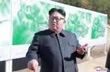 Βόρειος Κορέα, Κιμ Γιονγκ Ουν,voreios korea, kim giongk oun