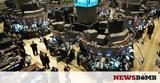 Άνοδος, Wall Street - Νέες,anodos, Wall Street - nees