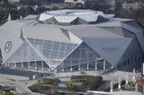 Mercedes Stadium Atlanta, Αυτό,Mercedes Stadium Atlanta, afto