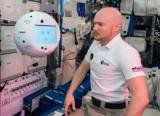 Συνομιλία, Διεθνή Διαστημικό Σταθμό ISS,synomilia, diethni diastimiko stathmo ISS