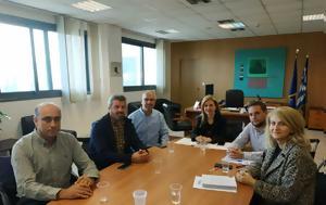 Συνάντηση Μ, Τζούφη, Ένωσης Νοσηλευτών Ελλάδος, synantisi m, tzoufi, enosis nosilefton ellados