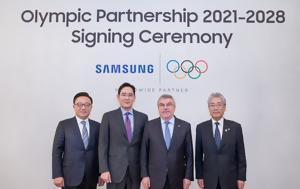 Διεθνής Ολυμπιακή Επιτροπή, Samsung, 2028, diethnis olybiaki epitropi, Samsung, 2028