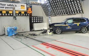 EuroNCAP, BMW X5, Πεντάστερη, EuroNCAP, BMW X5, pentasteri