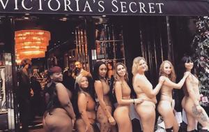 Γδύθηκαν, Victorias Secret, gdythikan, Victorias Secret
