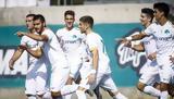 Κ19 ΟΦΗ - Παναθηναϊκός 0-1, Επιστροφή, Νταμπίζα-Σαραβάκου,k19 ofi - panathinaikos 0-1, epistrofi, ntabiza-saravakou