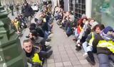 Κίτρινα, Βρυξέλλες, Τουλάχιστον 400, - Τραυματίας,kitrina, vryxelles, toulachiston 400, - travmatias