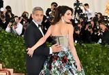 Amal,George Clooney