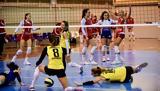 Volleyleague, Πήρε, Ολυμπιακός,Volleyleague, pire, olybiakos
