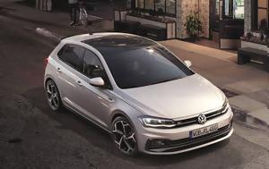 Νέο VW Polo R-Line, neo VW Polo R-Line