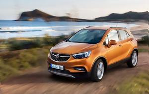 Ηλεκτρικό Opel Mokka X, 2020, ilektriko Opel Mokka X, 2020