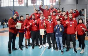 Πυγμαχία, Πρωταθλητής, Ολυμπιακός, pygmachia, protathlitis, olybiakos