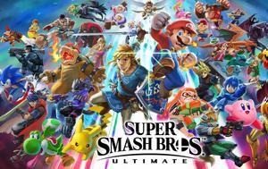 Ρεκόρ, Super Smash Bros Ultimate, rekor, Super Smash Bros Ultimate