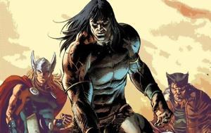 Conan, Avengers, 2019