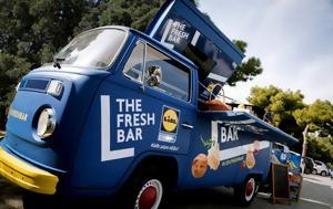 LIDL, The Fresh Bar
