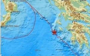 Σεισμός 35 Ρίχτερ, Ζάκυνθο, seismos 35 richter, zakyntho